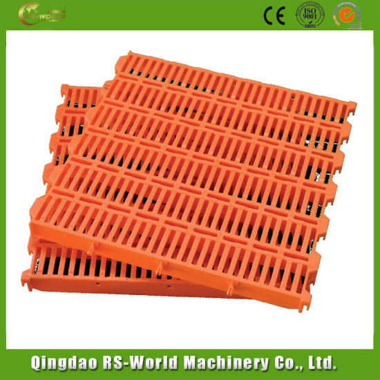 Pig Plastic Slat Floor for Animal Husbandry Equipment/Leakage Dung Plate pictures & photos