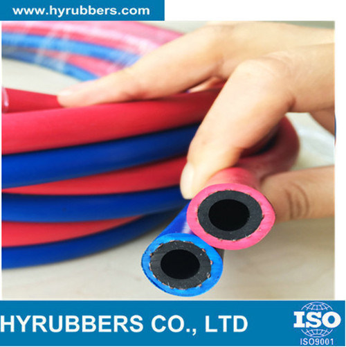 20bar Rubber Twin Welding Hose pictures & photos