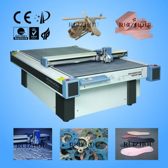 CNC Carton Cutting Machine, Gasket Sample Cutter (RZCRT-1410C) pictures & photos