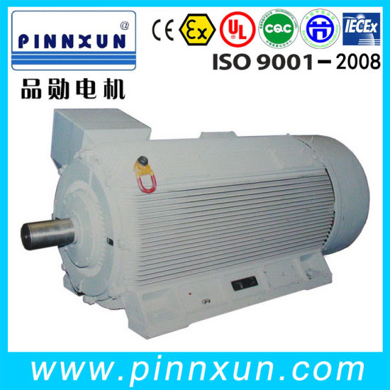 500 HP Electric Asynchronous AC 50/60Hz Vehicle Motor pictures & photos