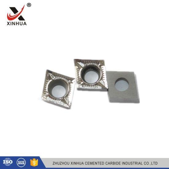 Cemented Carbide Aluminium Turning Inserts (CCGT09T304) pictures & photos