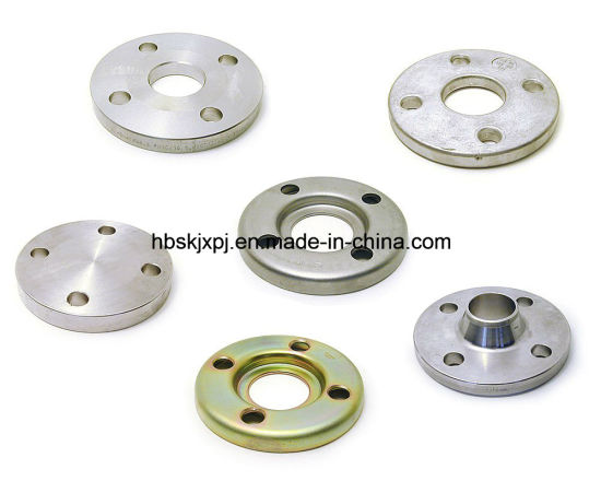 High Quality Stainless Steel Pipe Flange pictures & photos