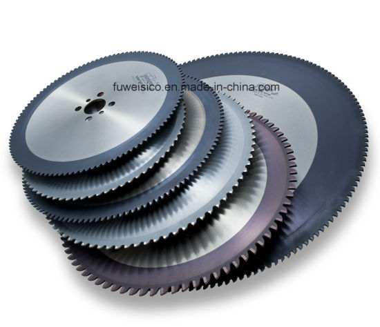 High Quality Metal Cutting Blade HSS Dmo5 300X2.0X32mm Z=100t pictures & photos