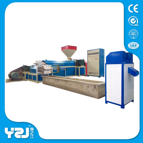 Double Stage PP PE Plastic Granulating Machine pictures & photos