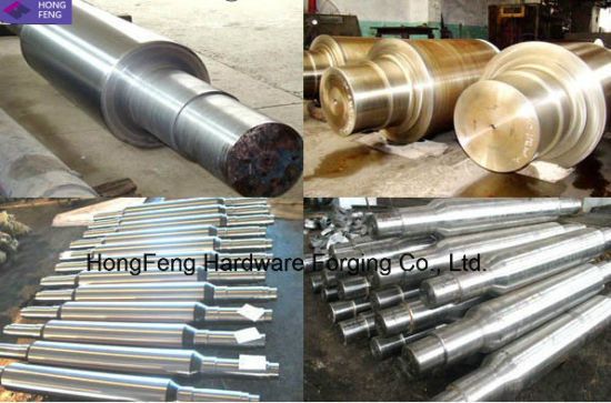 Basic Fuctional Customized Steel Forging Shaft pictures & photos