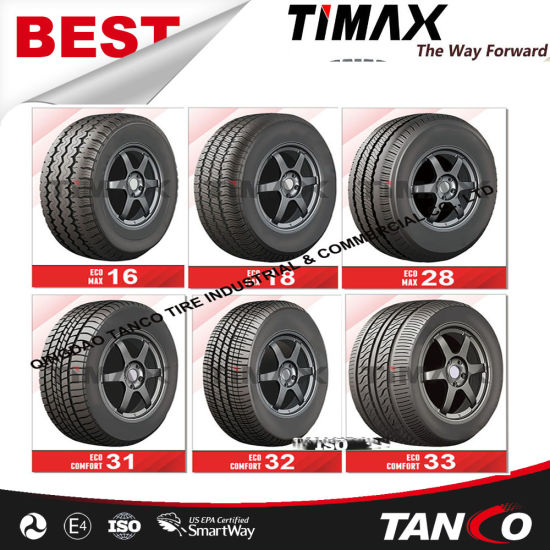 Radial Tire Design Car Used Tyres 175/70r13 175/65r14 205/55r16 pictures & photos
