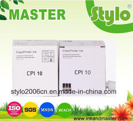 Gestetner/Ricoh CPI 10 Duplicator Ink pictures & photos