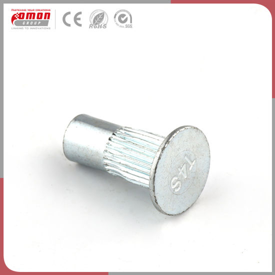 Customized Design Round Screws Insert Stainless Steel Heavy Hex Nuts pictures & photos