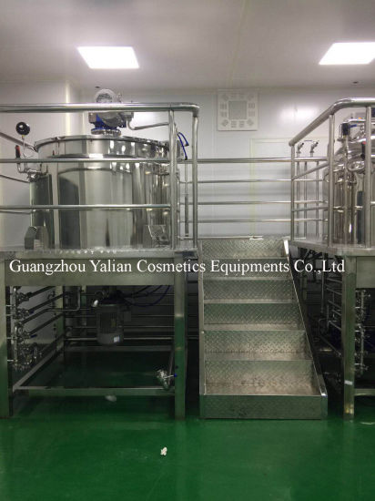 Industrial Double Jacketed Stainless Steel Mixing Tank Price pictures & photos