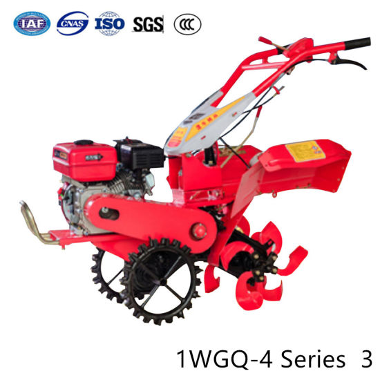 Agriculture Machine Garden Tractor Mini Hand Rotary Gasoline Diesel Power Rotavator Tiller Cultivator pictures & photos