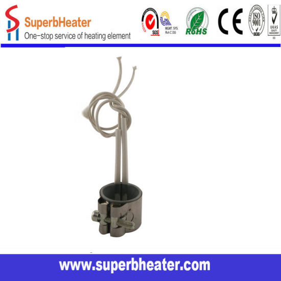 Mica Band Heater Stainless Steel Heating Element for Injection Molding Machine pictures & photos