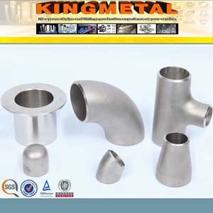 ASME B16.9 A403 Steel Pipe Fittings pictures & photos