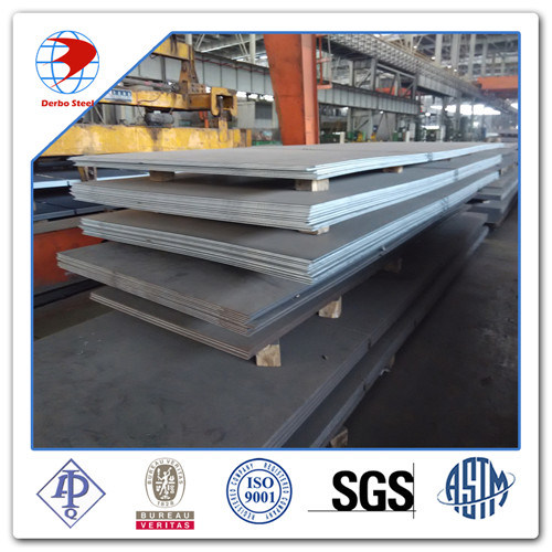 Qualified by ABS Gl BV Dnv Rina CCS Lr Hot Rolled Ship Plate pictures & photos