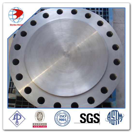 A105n ASME B16.5 Forged Carbon Steel Blind Flange pictures & photos