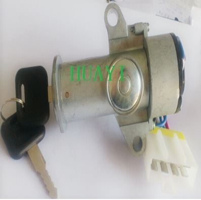 Ignition Switch Assembly for Isuzu Truck (1-79130-071-0/ 1-79137-085-0) pictures & photos
