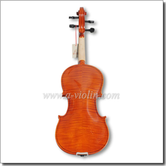 Natural Flamed Acoustic Student Violin Outfit for Beginners (VG001-HP) pictures & photos