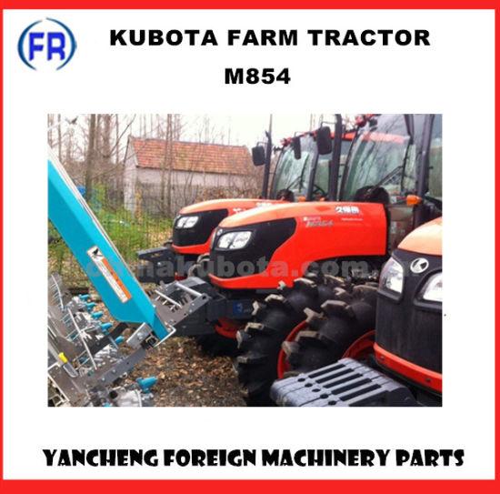 Kubota Farm Tractor M854 pictures & photos