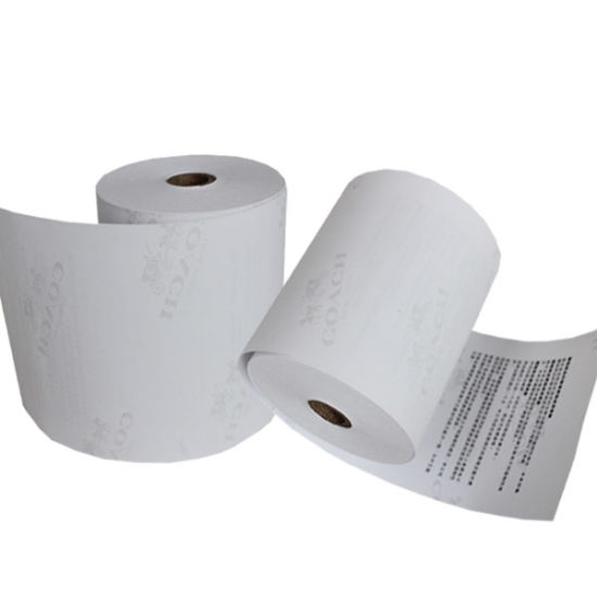 SGS Hot Sale Multi-Color Thermal POS Paper pictures & photos