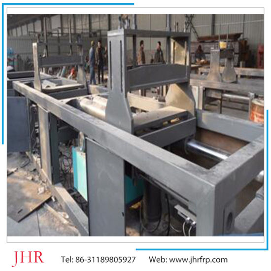 FRP, Gfrp, GRP, Composite Pultrusion Machine for FRP Profile pictures & photos