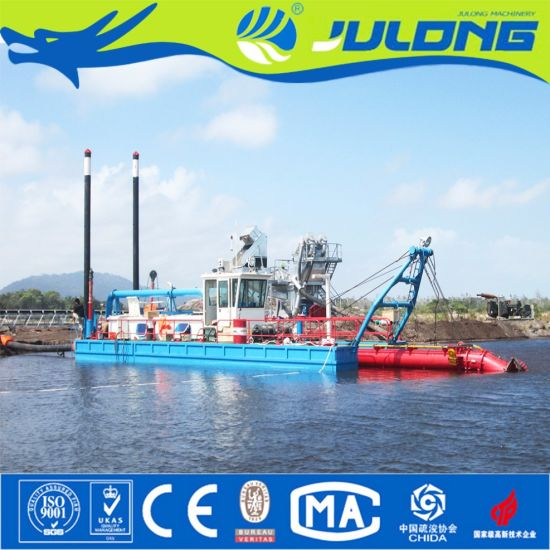 18′′ Cutter Suction Dredger for Sale pictures & photos