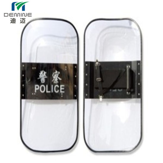 Polycarbonate Sheet for Police Shield pictures & photos