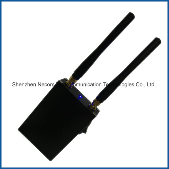 Wireless 315MHz 433MHz Car Remote Control Jammer; Portable 2 Antenna Remote Control Signal Jammer, 315MHz/433.92MHz Car Remote Control Jammer Blocker pictures & photos