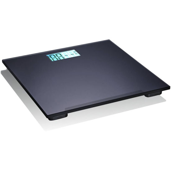 Black LCD Display Weighing Scale for Hotel Room pictures & photos