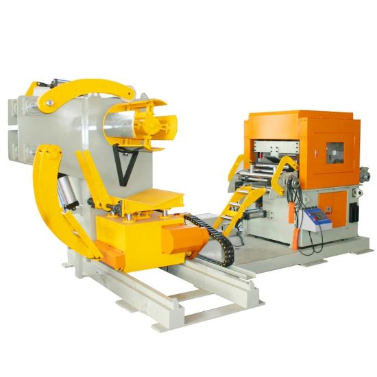 3 in 1 Decoiler Straightener Nc Roll Feeder for Automatic Press Line pictures & photos