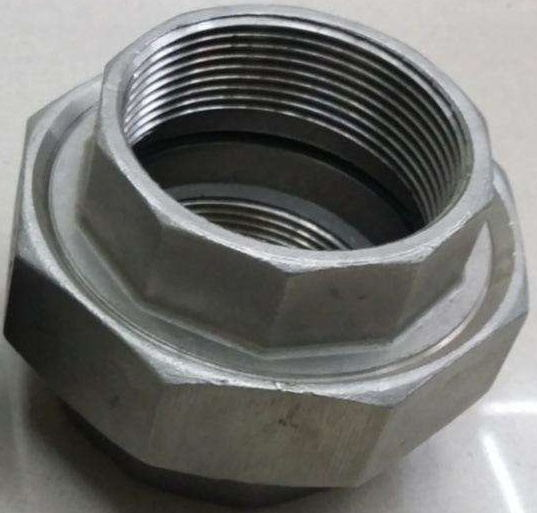 Pipe Fittings, Forged Fitting. Threaded and Socket Welding Union, ASTM A182 F5, F9, F11, F22, F91 pictures & photos