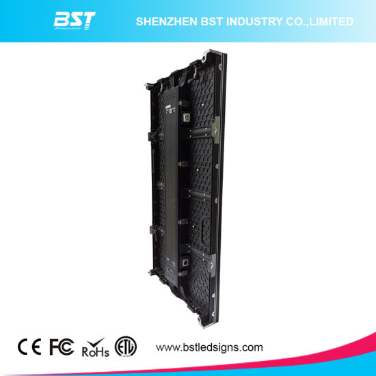 P4.8mm Indoor Rental Full Color LED Display Screen with 500X1000mm Die Casting Cabinet pictures & photos