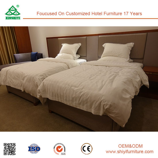 China Twin Size Factory Price Beech Wood Bed Room Furniture ...