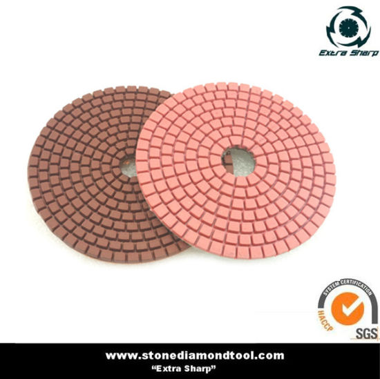 Top Quality China Marble Polishing Pad pictures & photos