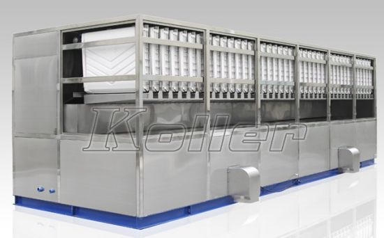 Professional Manufacturer Suppliers of Square Cube Ice Machine for Sale with Cheap Price pictures & photos