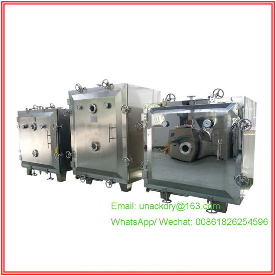 Vacuum Tray Dryer with Low Temperature pictures & photos