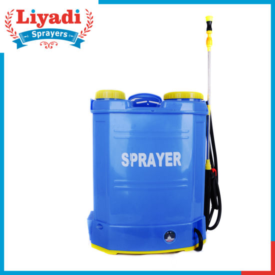 16L Agricultural Knapsack Electric Battery Pressure Pump Power Sprayer pictures & photos