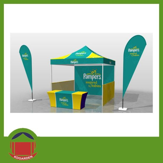 High Quality Aluminum Party Tent for Promotion with Full Printing pictures & photos