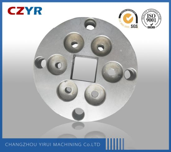 High Quality of CNC Machining Connecting Steel Flange pictures & photos