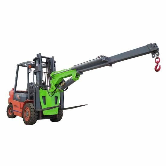 Warehouse Forklift Manufacturers Mounted Jib Crane pictures & photos