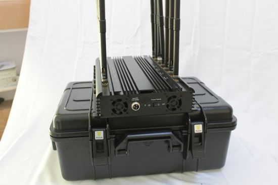 35W High Power 14 Antenna Cell Phone, WiFi, 3G, UHF Jammer, 100-2700MHz All in One! Cellphone, Wi-Fi, Lojack, GPS, VHF/UHF Radio Jammer, Blocker pictures & photos
