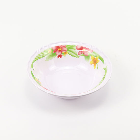 30% Melamine Chinese Round Rice Bowl pictures & photos