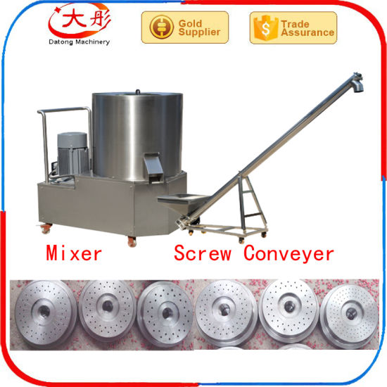 Fish Feed Extruder Machine Catfish Feed Double Screw Extruder Machine pictures & photos