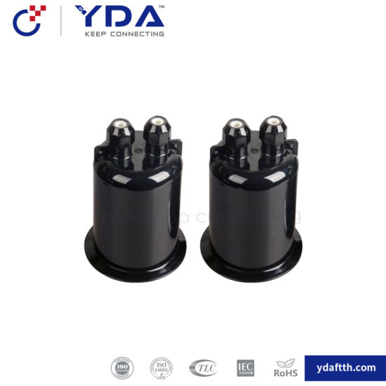 FTTH 96 Core Double-End Mechanical Seal Fiber Optic Splice Closure pictures & photos