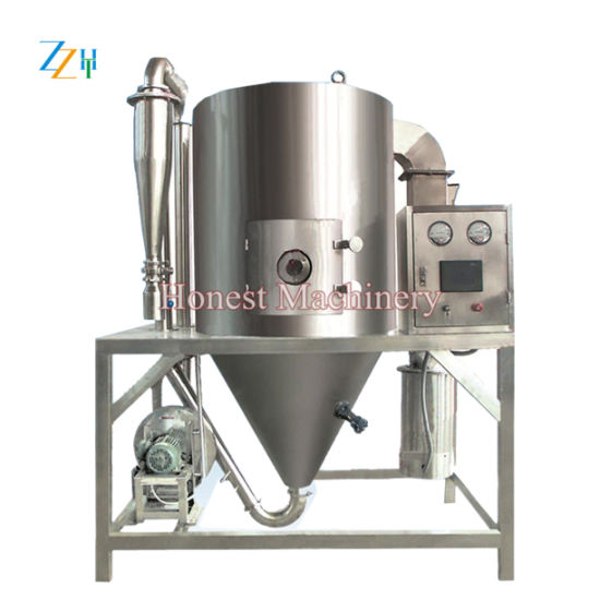 Automatic High Speed Spray / Food Drying Machine pictures & photos