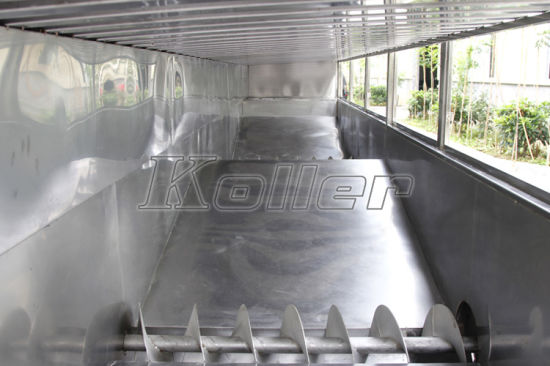 Large Capacity 20 Tons Ice Cube Machine for Commercial Purpose pictures & photos