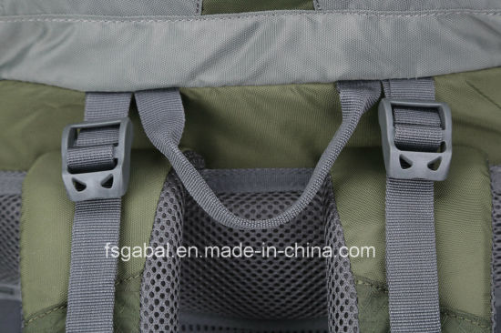 Outdoor Hiking Mountain Gear Sports Travel Bag Backpack pictures & photos