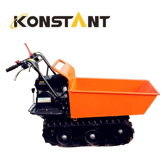 Small Crawler Dumper for Agricultural Loading & Transportation pictures & photos