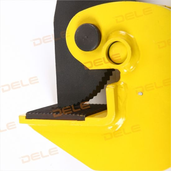 2017 Hardware Yelow Hoist 2t Lifting Clamp pictures & photos