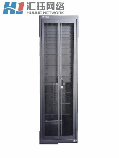 18U 22U 27U 32U 37U 42U 50U Data center server room 19 inch network cabinet/rack ACS62107 pictures & photos