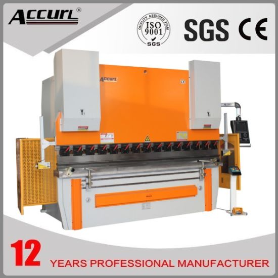 Price of Bending Machine, Steel Bending Machine with CE Certification 100t/4000 pictures & photos