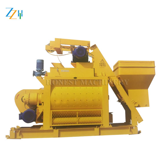 Large Capacity Widely Used Low Cost Twin Shaft Concrete Mixer pictures & photos